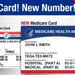 New Medicare Cards Coming!